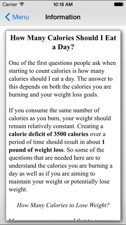 Basal Metabolic Rate - BMR Calculator
