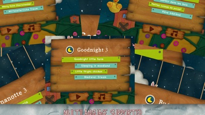download Goodnight 3 - Lullabies & Free Music for Children (Clay Farm edition) apps 2