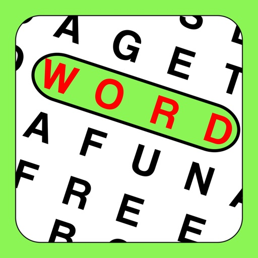 Word Search - Find All the Hidden Words Puzzle Game