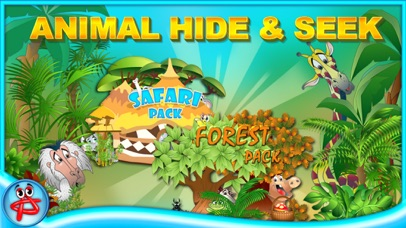 Animal Hide and Seek: Hidden Objects screenshot 6