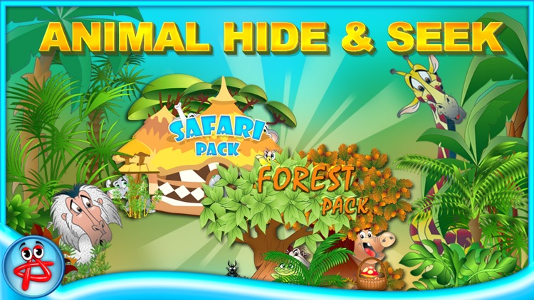 Animal Hide and Seek: Hidden Objects