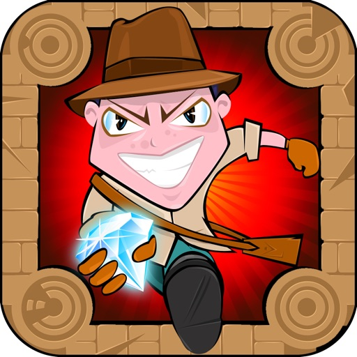 Impossible Jones Escape the Diamond Tower Temple Adventure Free