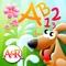 App Icon for Jardín Mágico con letras y números - Un juego de lógica para niños que les enseñará el alfabeto y los números App in El Salvador IOS App Store