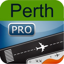 Perth Airport + Flight Tracker