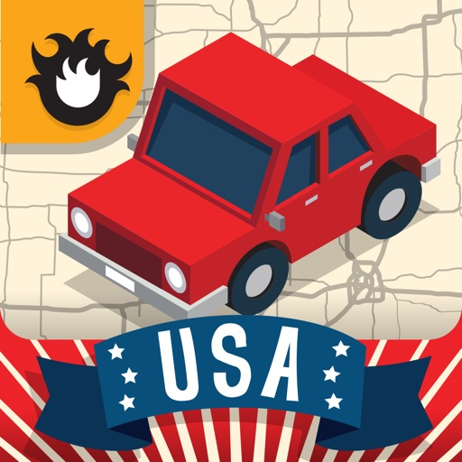 Geography Drive USA Review