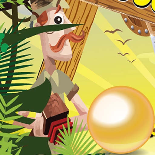 Pandora Ball : Jump to great gold dash mania adventure