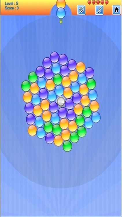 spin-bubble shooter screenshot-2