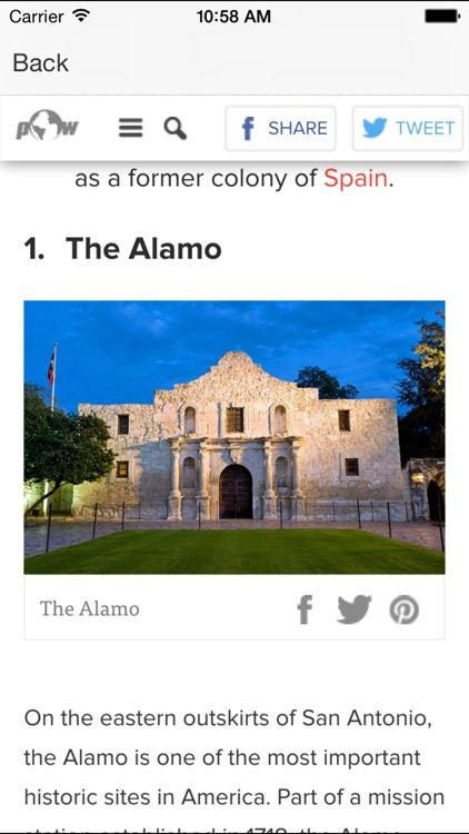 Must See Attractions in Texas