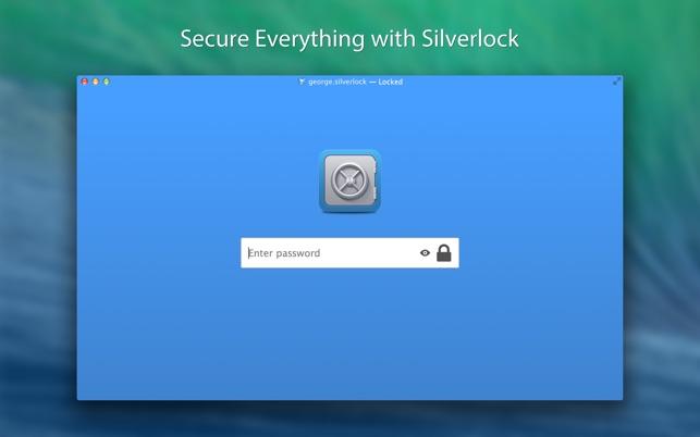 Silverlock - Password Manager & Secure Digital Wallet on the Mac App