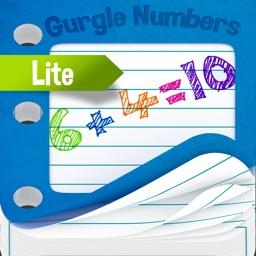 Gurgle Numbers for iPad Lite