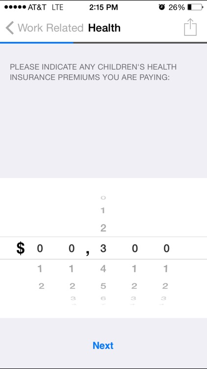 Child Support Calculator (North Carolina) screenshot-4