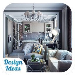 Interior Design Ideas & Studio Apartment Decorated for iPad