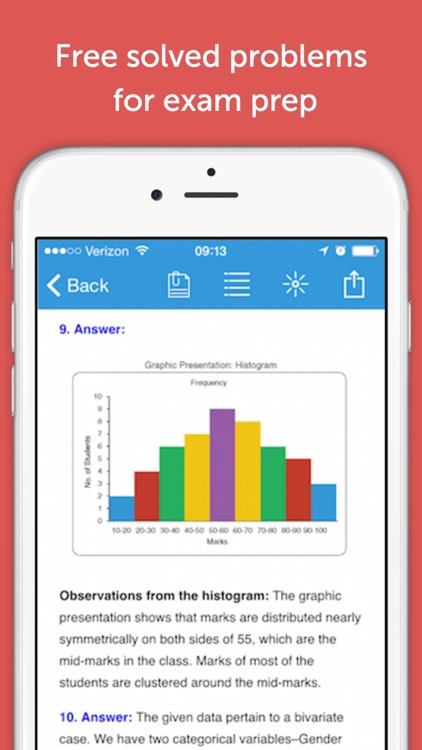 The ChapterApp - Simplified Study Guide - For Chemistry & Business Students