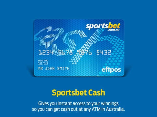 6b9864528aa12 Sportsbet for iPad on the App Store