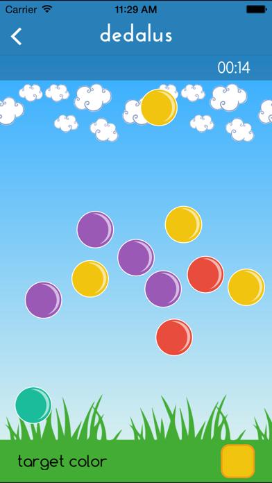 Dedalus - brain training screenshot three