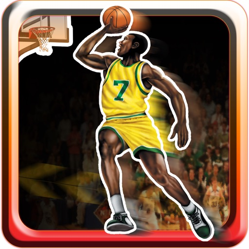 A Shoot Some Hoops Free Game icon