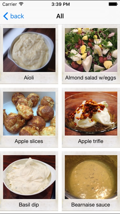 Low Carb Life - LCHF/ketogenic recipes