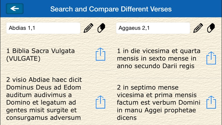 Biblia Sacra Vulgata - The Bible in Latin screenshot-2
