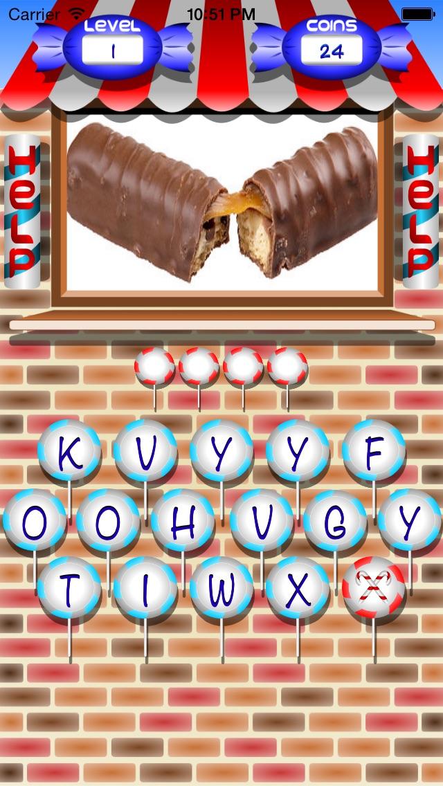sweets quiz