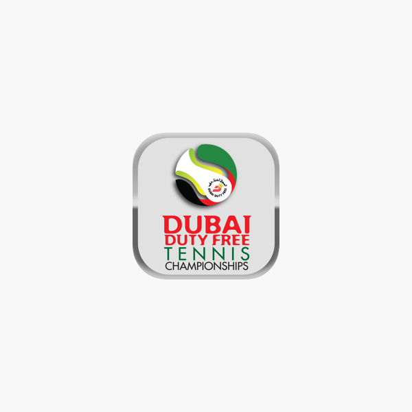 0511e1a15bf3f  Dubai Duty Free Tennis Championships on the App Store