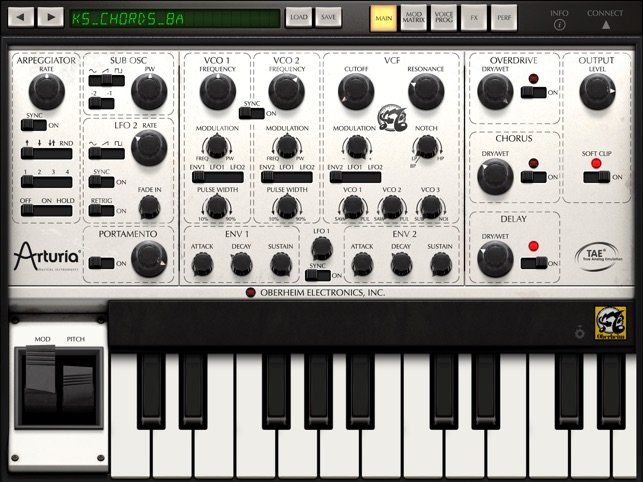 ‎iSEM Synthesizer