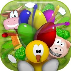 Farm Connect Game Juegos Gratis Para Ninas Y Ninos Juegos De Bebes