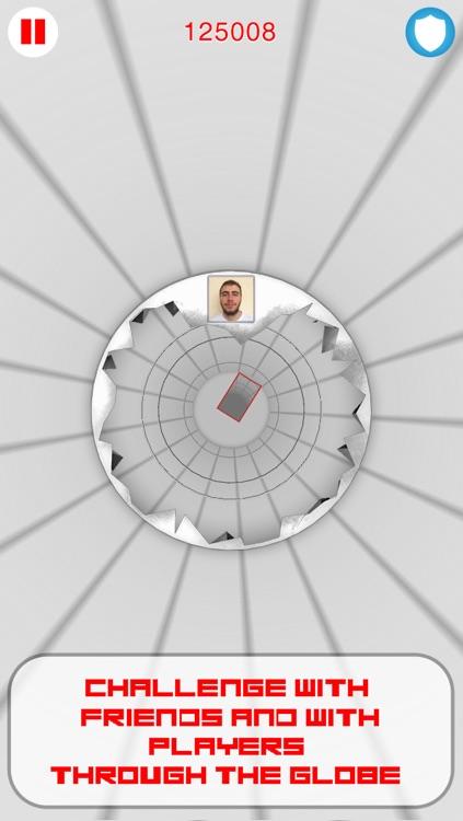Tunnel Rocket 3D screenshot-3