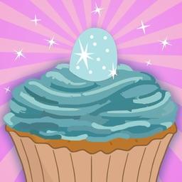Cupcake Bake Shop - Kids Baking Game