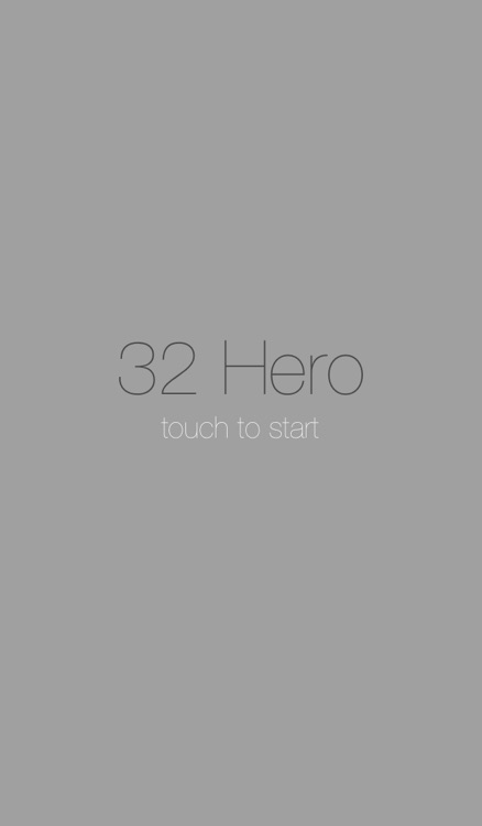32 Hero - Touch the Numbers from 1 to 32