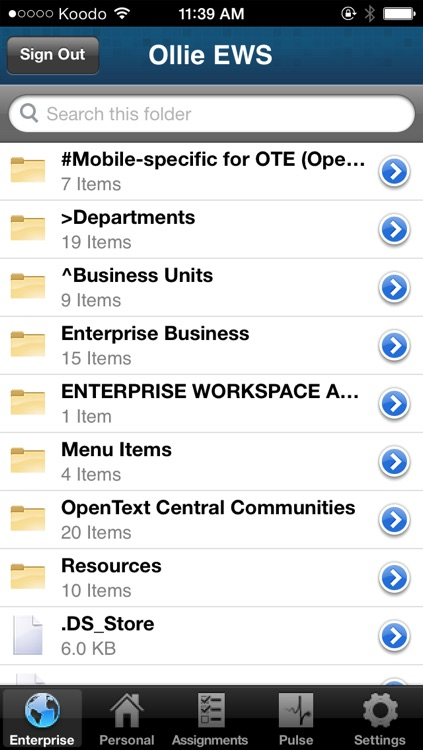 OpenText Everywhere