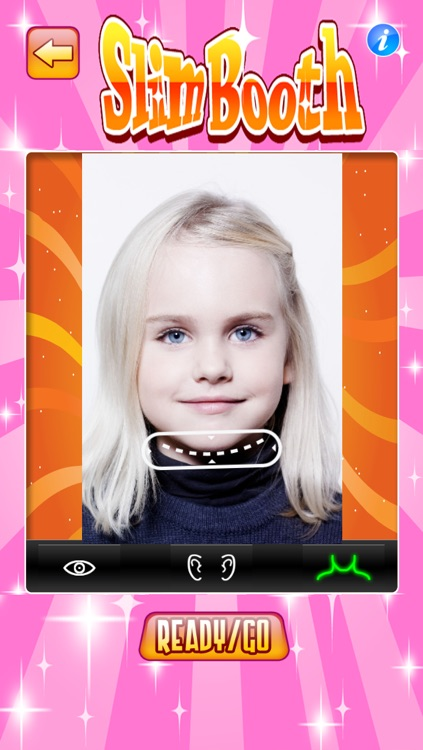Slim Booth (Lite) – Magic! Slimmer Face and Bigger Eyes screenshot-3