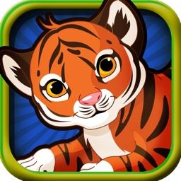 Tiger Story - Tap The Tiny Animal