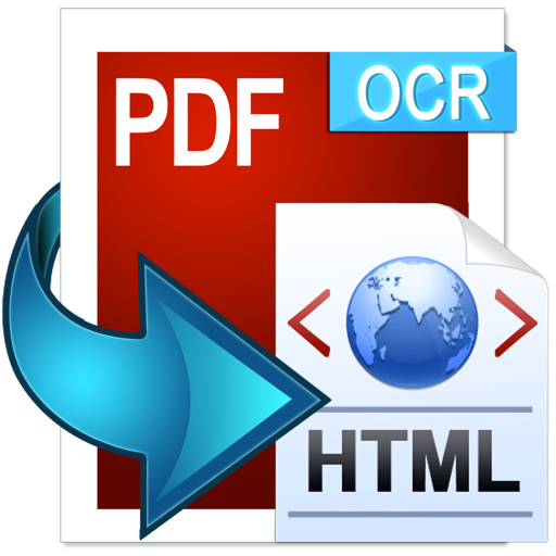 PDF to HTML with OCR