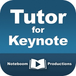 Tutor for Keynote for iOS - Video Tutorial to Help your Learn Keynote