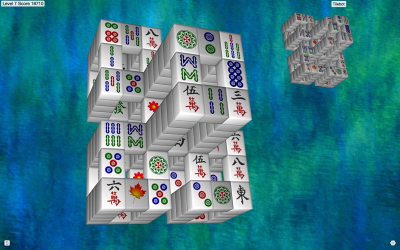 Moonlight Mahjong Screenshot