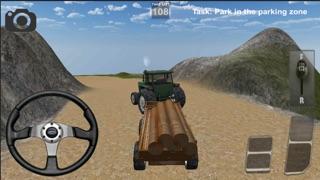 トラクターファームシミュレータ3Dのスクリーンショット2