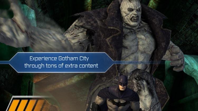 Batman Arkham City Lockdown screenshot-3