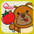 Baby Bubble Popper 3:Baby Flashcards series (Food and Kitchenware) icon