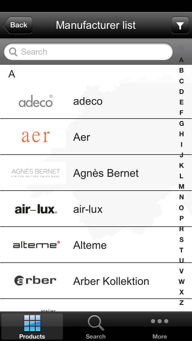 Best Swiss Design Brands Screenshot