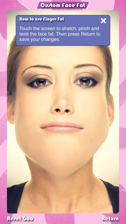 FatGoo ~ the best fat face booth screenshot-4