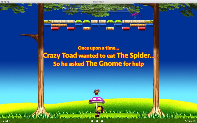 Crazy Toad Screenshot