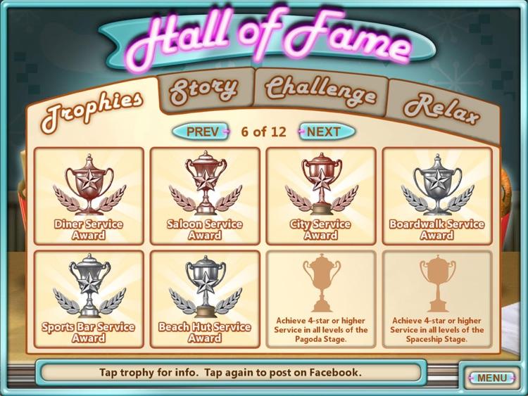 Burger Shop HD Deluxe screenshot-4
