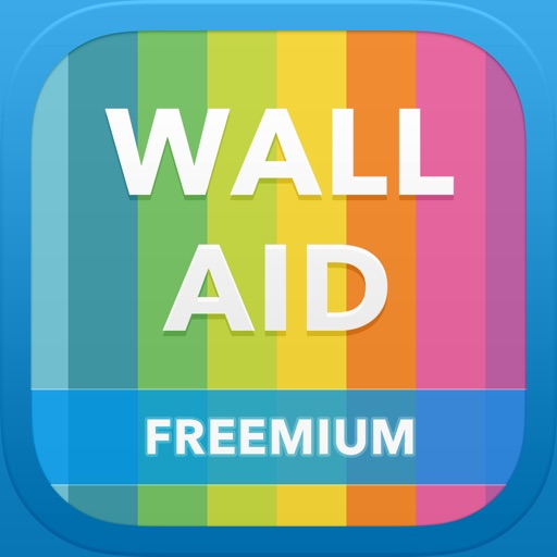WallAid for iOS7 - Resize, Scale and Create Padded Wallpapers iOS App