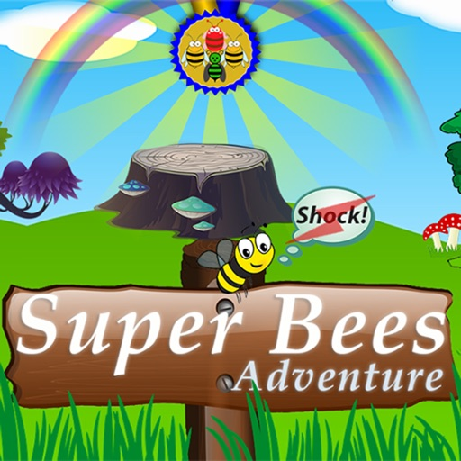 Super bees adventures game