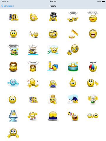 Animated 3D Emoji Emoticons Free - SMS,MMS,WhatsApp Smileys
