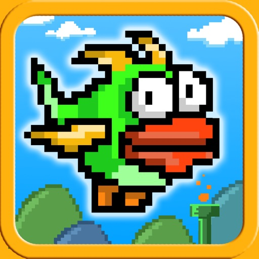 Addicting Bird Adventures - Flappy Monster Game For Boys