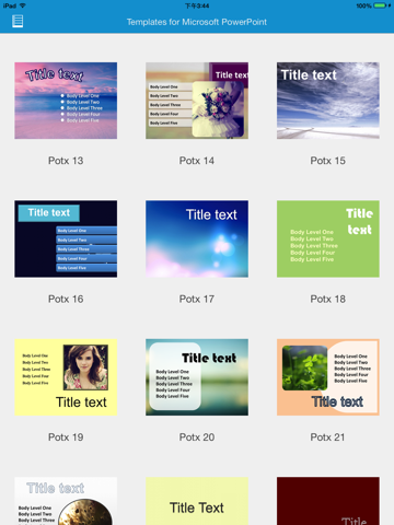 Templates for Microsoft PowerPoint Free | App Price Drops