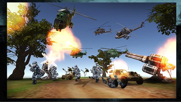 World at War: Epic Defence 3D