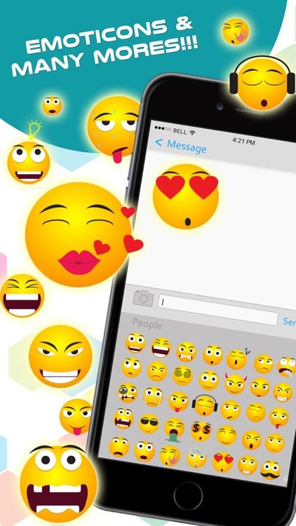 My Fancy Keyboard Themes - Colorful Keyboards for iPhone,iPad & iPod screenshot-4