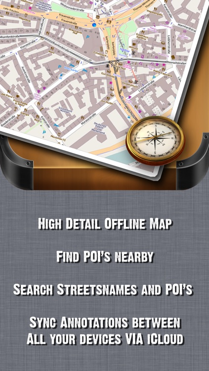 Ireland Offline Map Pro screenshot-0
